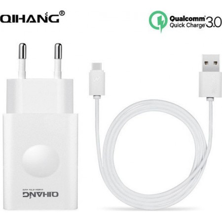 QIHANG 3.0 fast charger ANDROID              Usb-Type C