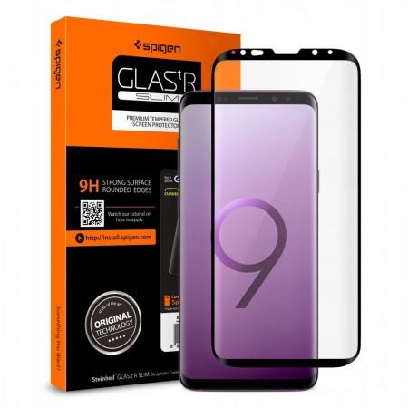 SPIGEN GLAS.TR CASE FRIENDLY GALAXY S9+ PLUS
