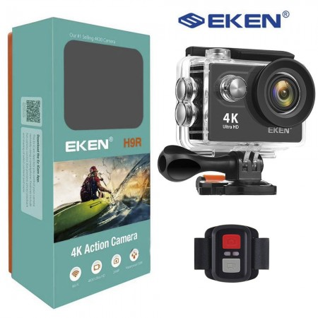 EKEN ACTION CAM H9R ULTRA HD 4K WIFI WATERPROOF