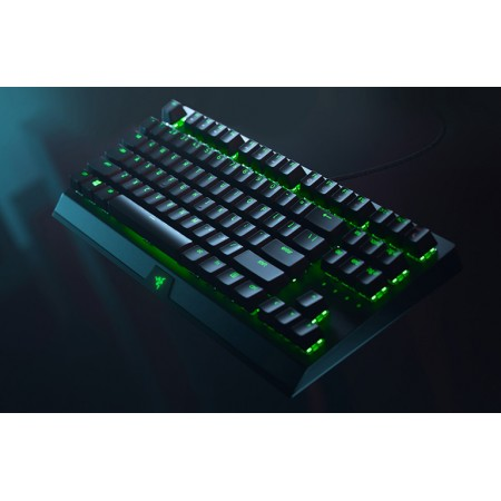 RAZER Blackwidow V3 Tenkeyless Mechanical Keyboard GR  Green Switches