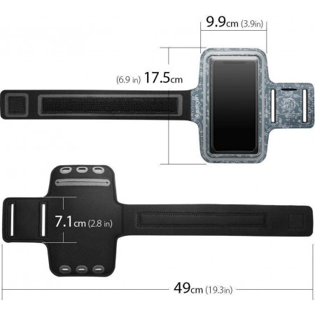 Spigen Velo A700 Sport Armband - Camo
