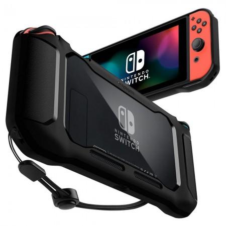 Spigen Rugged Armor Nintendo Switch Black