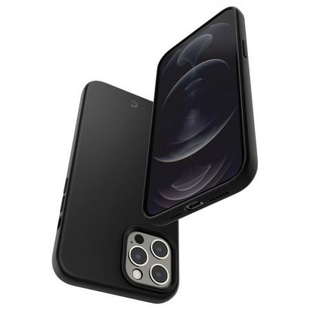 Spigen Liquid Air Apple iPhone 12 Mini Matte Black