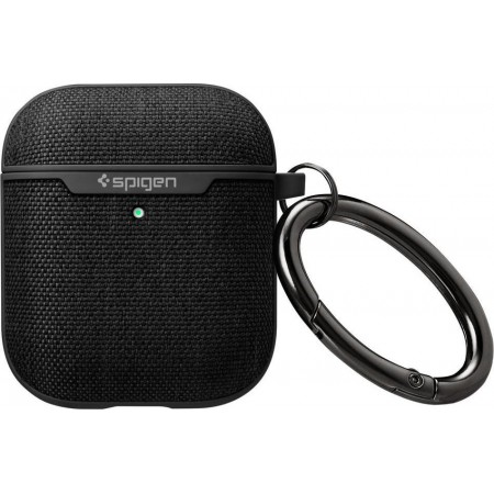 Spigen® Urban Fit  Apple AirPods Case074CS27030  – Black