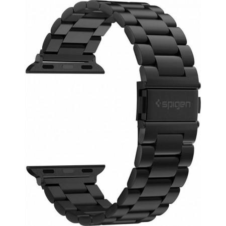 Spigen®  Modern Fit Apple Watch 4/3/2/1 SE- 42/44mm - Black (062MP25403)