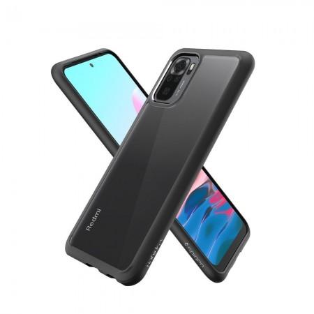Spigen® Ultra Hybrid™ ACS02969 Xiaomi Redmi Note 10 / 10S Case – Matte Black