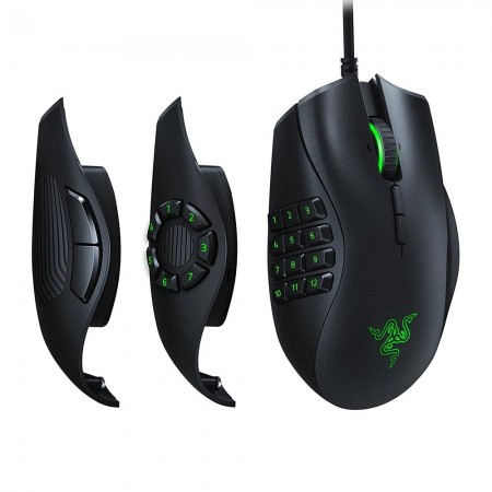 RAZER NAGA TRINITY MOBA/MMO Chroma  Gaming Optical Mouse
