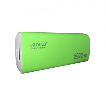 LEOUW Powerbank 5000 mah