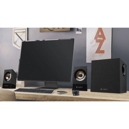 PC SPEAKERS Z533-LOGITECH