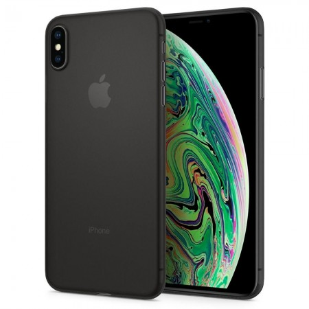 SPIGEN AIRSKIN IPHONE XS MAX BLACK