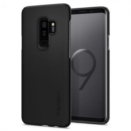 SPIGEN THIN FIT GALAXY S9+ PLUS BLACK